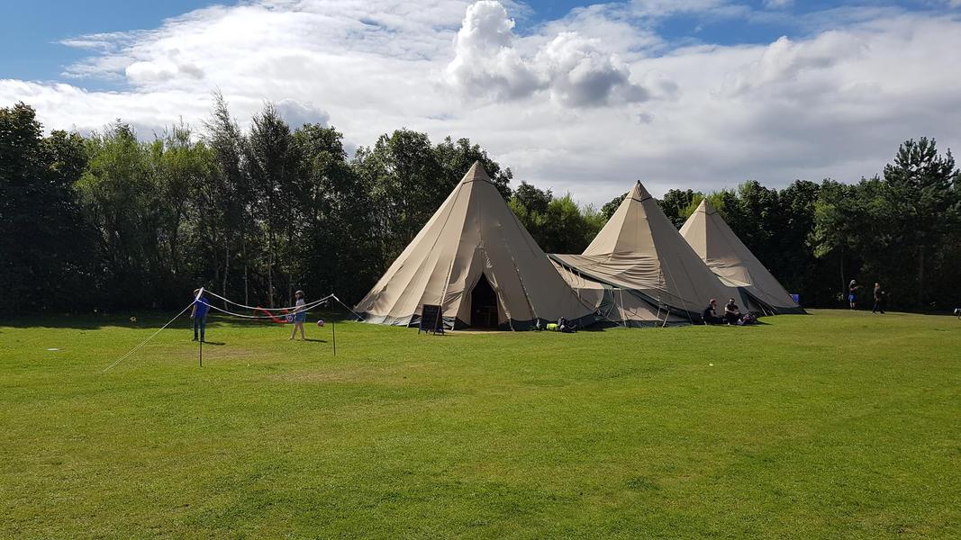 Edinburgh Festival Camping #12