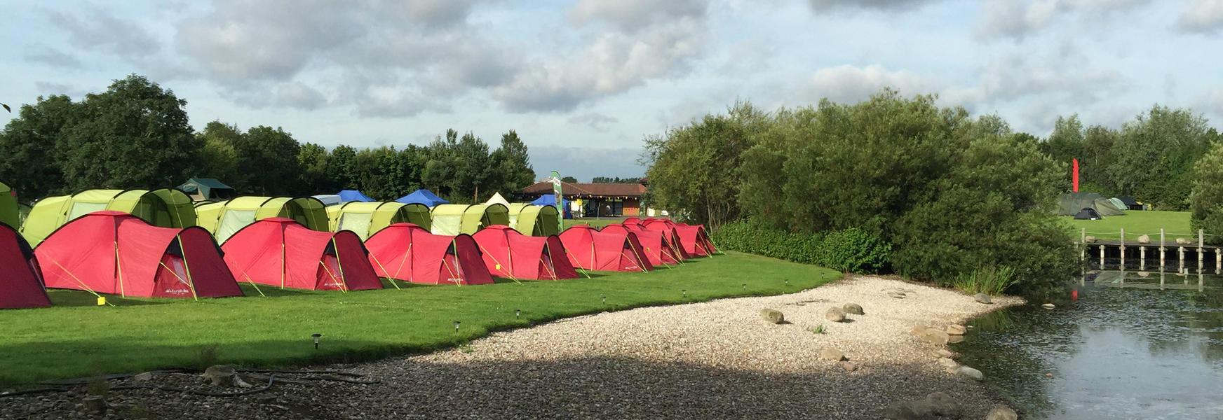 Edinburgh Festival Camping #1