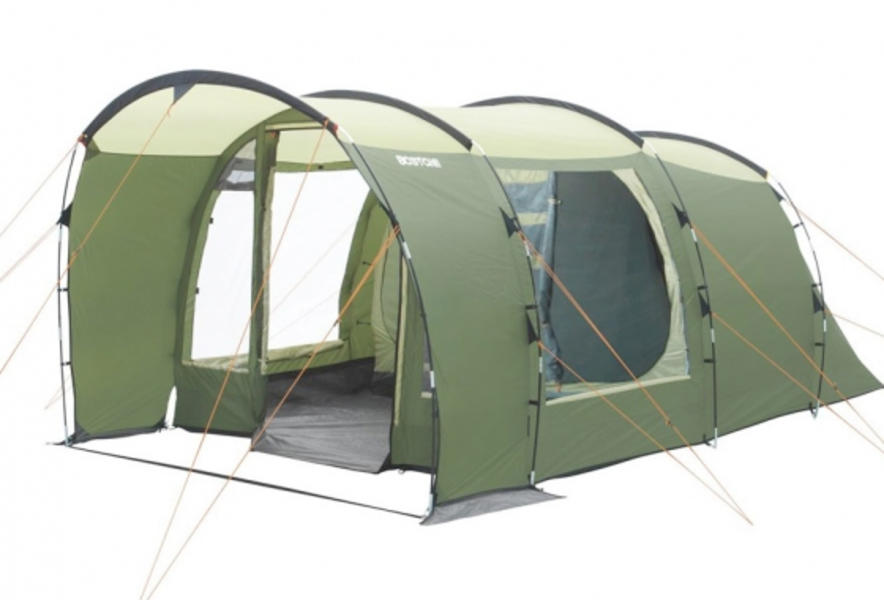 Edinburgh Festival Camping #2