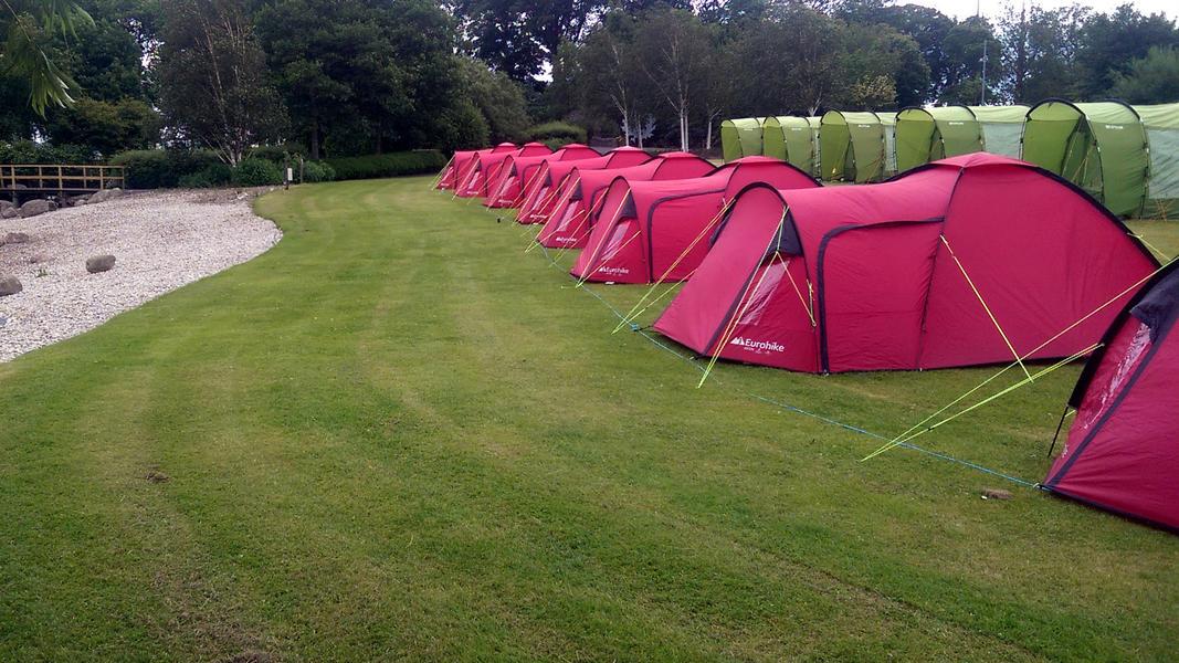 Edinburgh Festival Camping #5