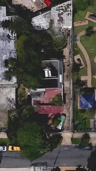 House Backyard in Condado #1
