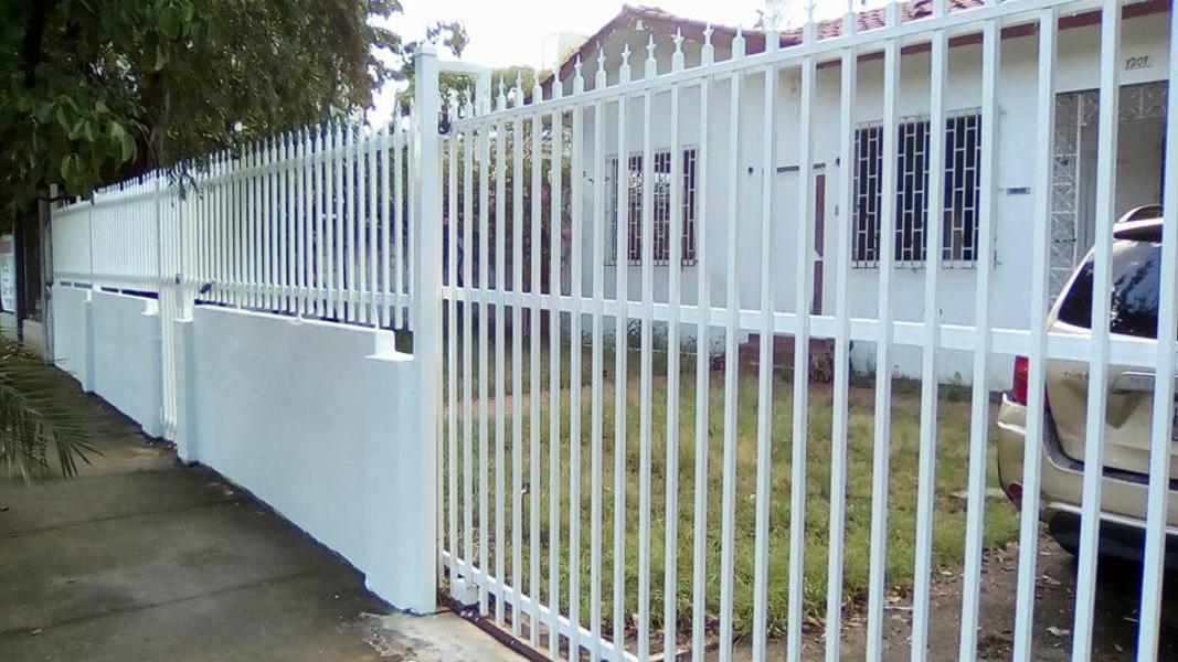House Backyard in Condado #4