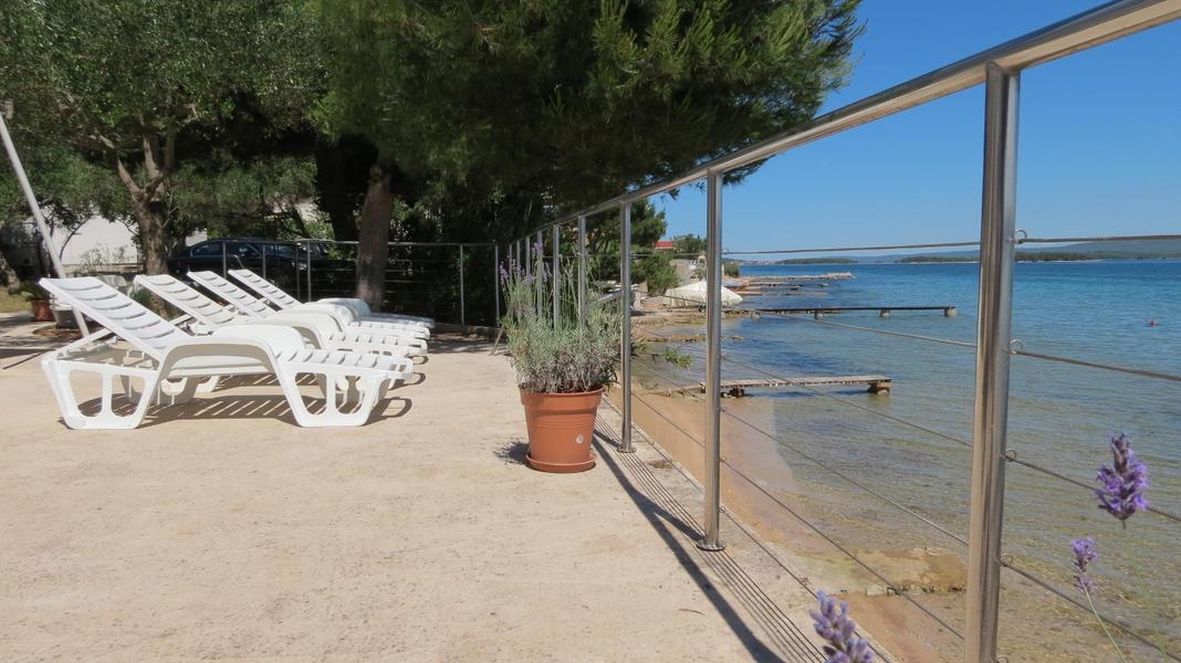 Mobile home on beach #28