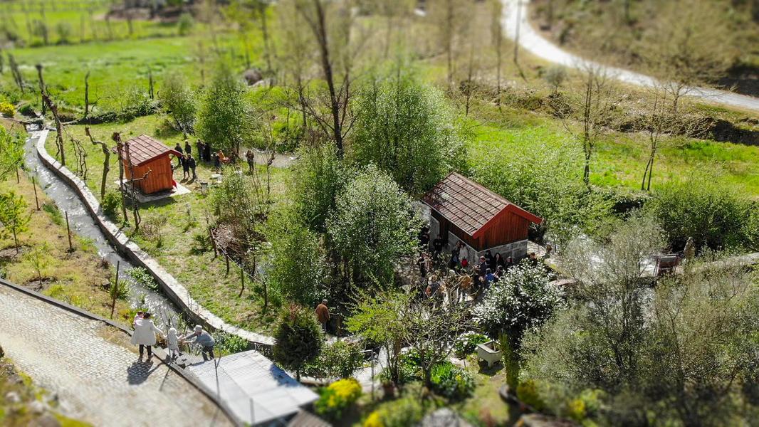 Moinho de Rodizio - Mill #4