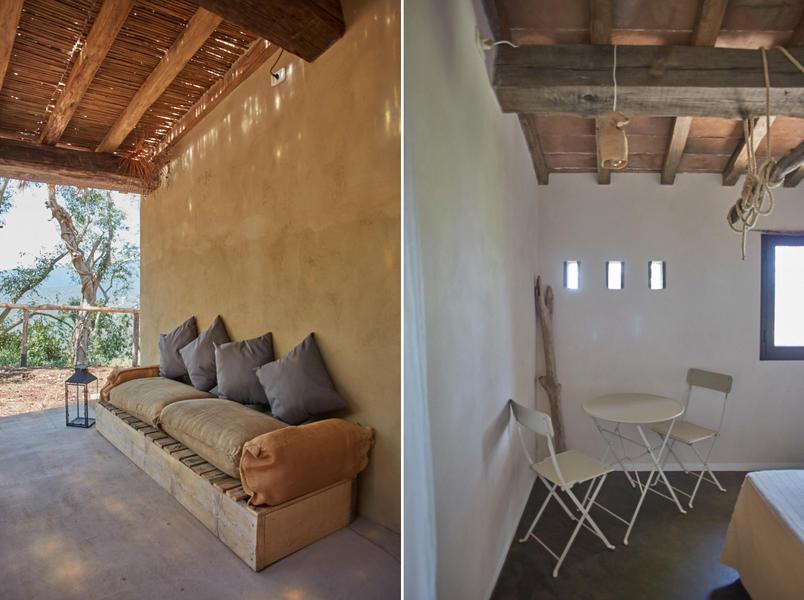 Casetta La Medea - a rustic cottage with stone soaking tub #5