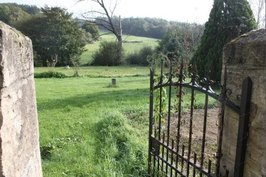 Garden of the Maison du Bonheur -Dordogne-Perigord #1