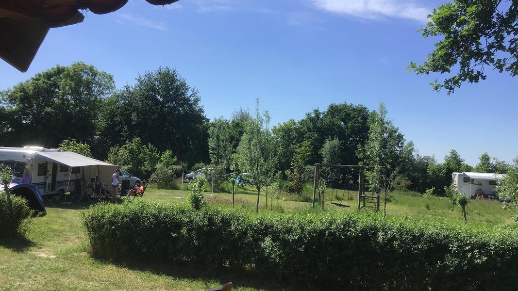 Mini-Campingplatz mit Schwimmteich und Kaminen auf dem Anwesen. 2ha Gehfläche #29