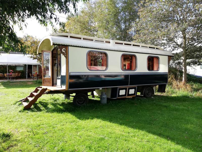 Woonwagen campspace in Drenthe #10