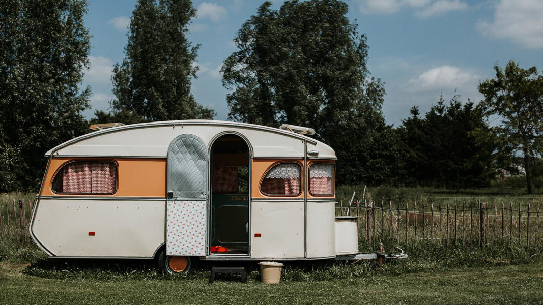 Woonwagen campspace in Drenthe #13
