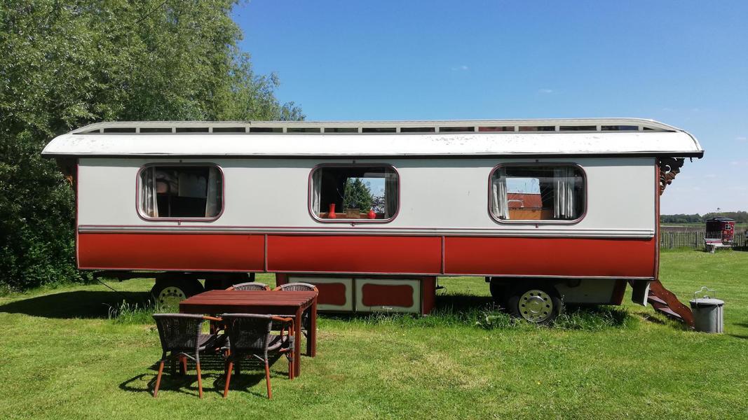 Woonwagen campspace in Drenthe #16
