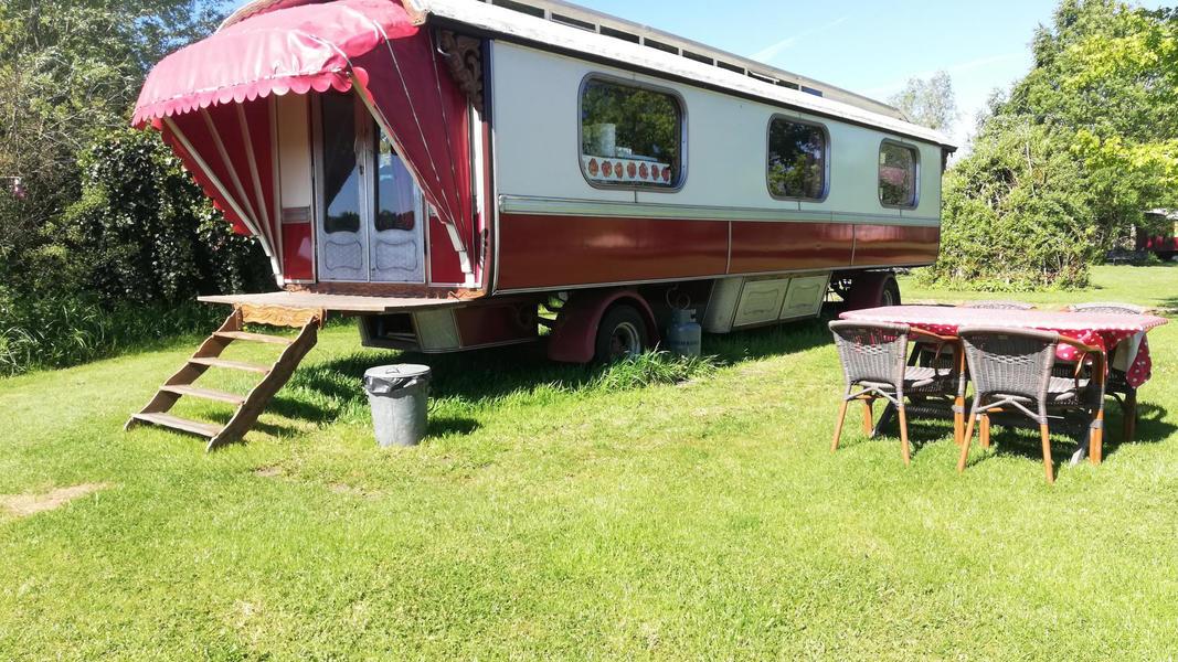 Woonwagen campspace in Drenthe #17