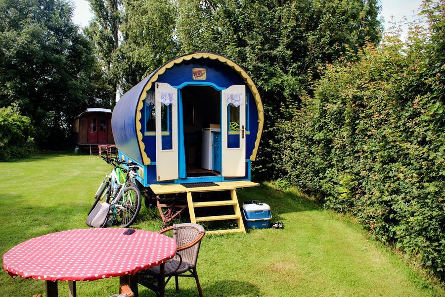 Woonwagen campspace in Drenthe #1