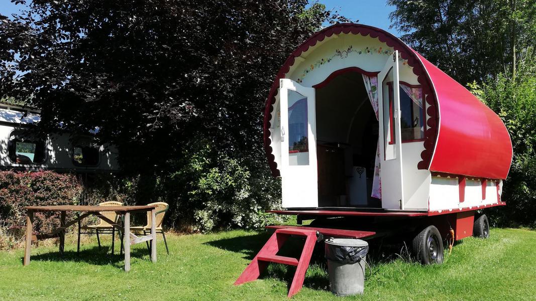Woonwagen campspace in Drenthe #20