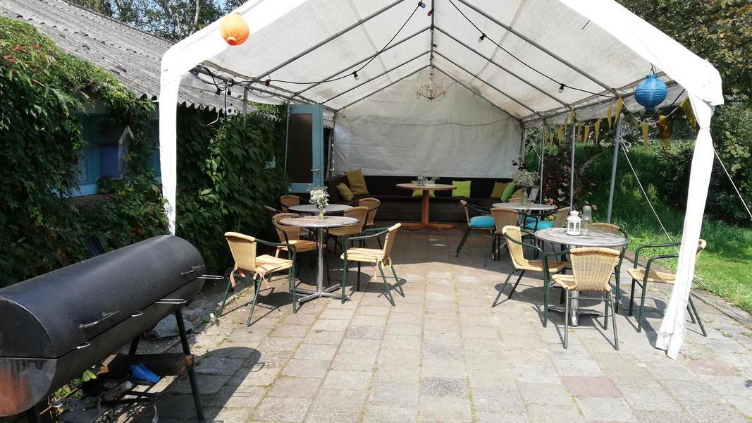 Woonwagen campspace in Drenthe #23