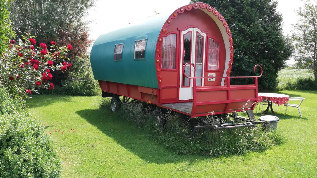 Woonwagen campspace in Drenthe #28
