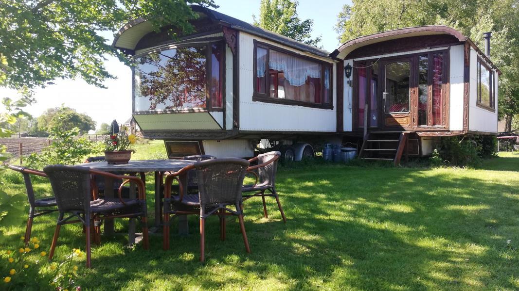 Woonwagen campspace in Drenthe #29