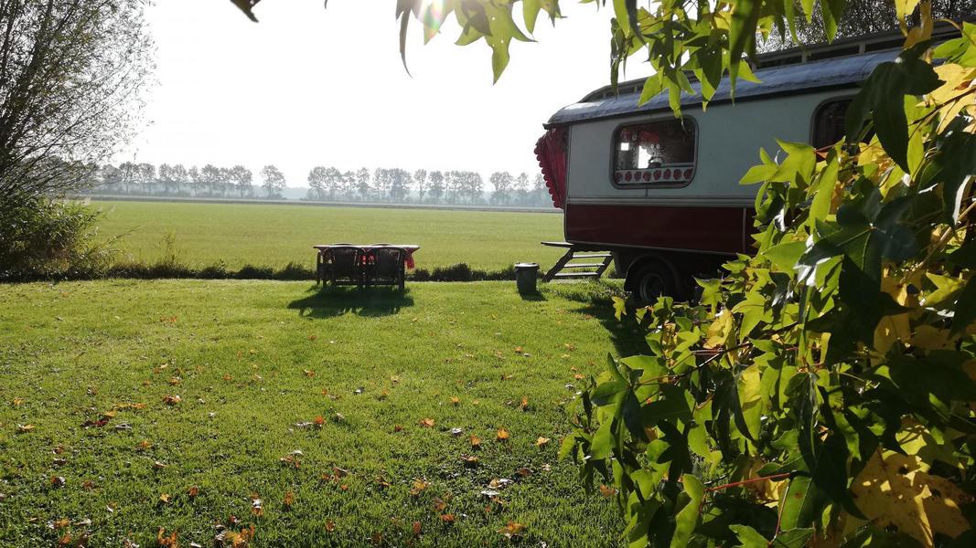 Woonwagen campspace in Drenthe #30