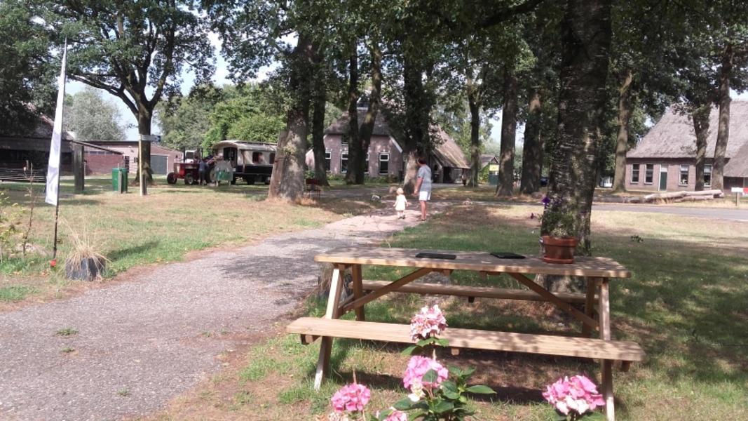 Woonwagen campspace in Drenthe #36