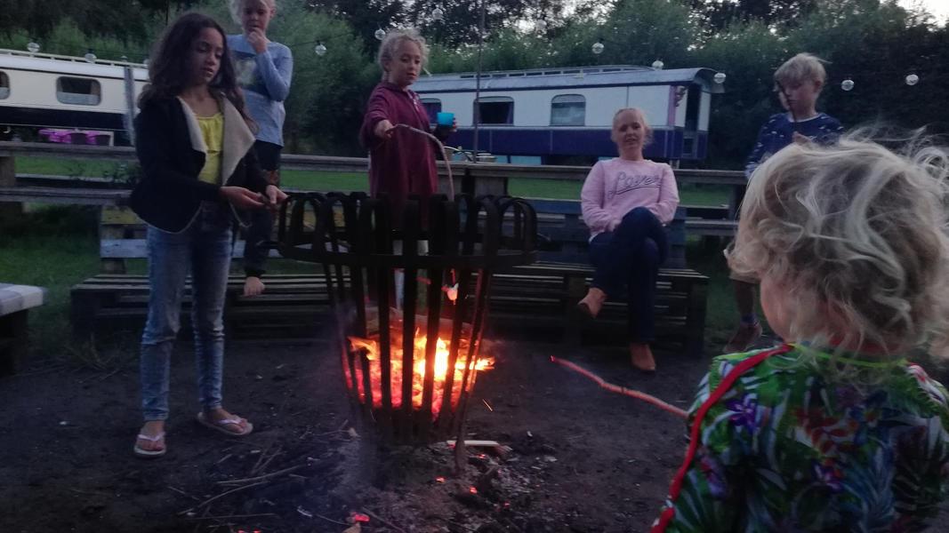Woonwagen campspace in Drenthe #38
