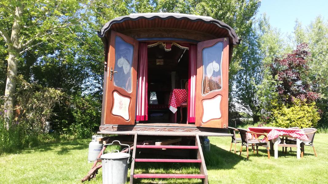 Woonwagen campspace in Drenthe #40