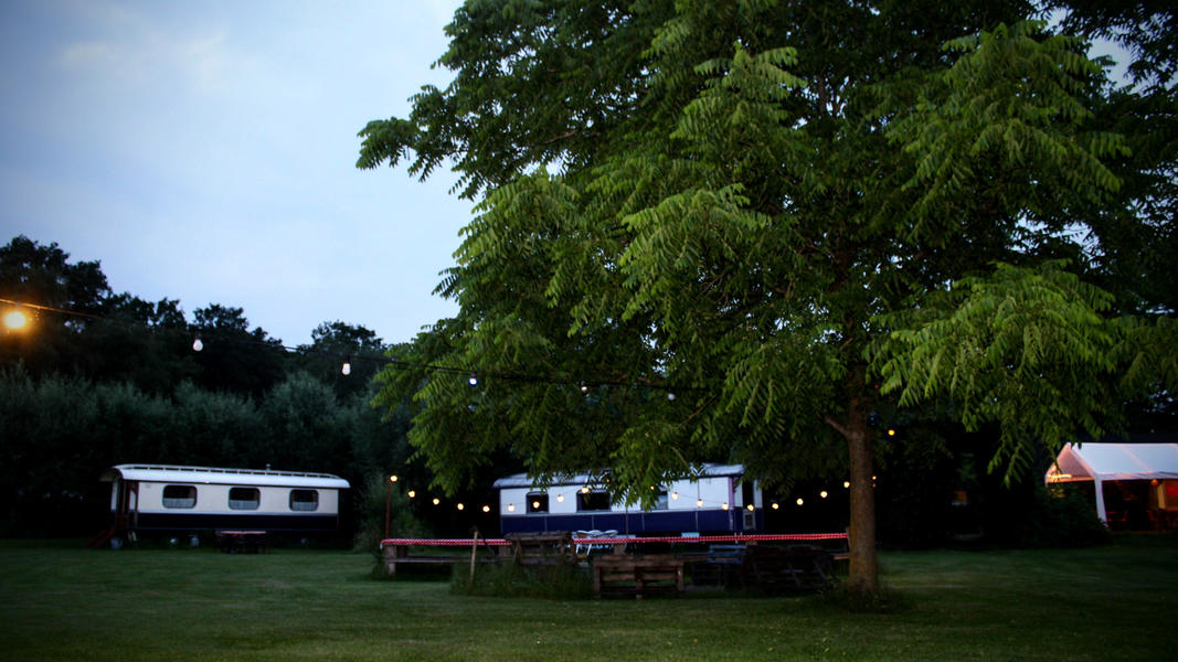 Woonwagen campspace in Drenthe #42