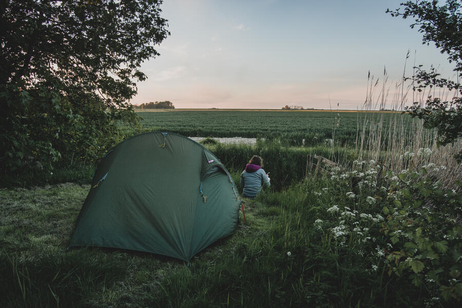 Eco-Camping nearby Wad and DarkSky-park Lauwersoog 2 #1