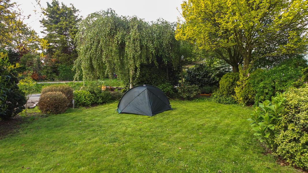Agnes's nature campsite #1