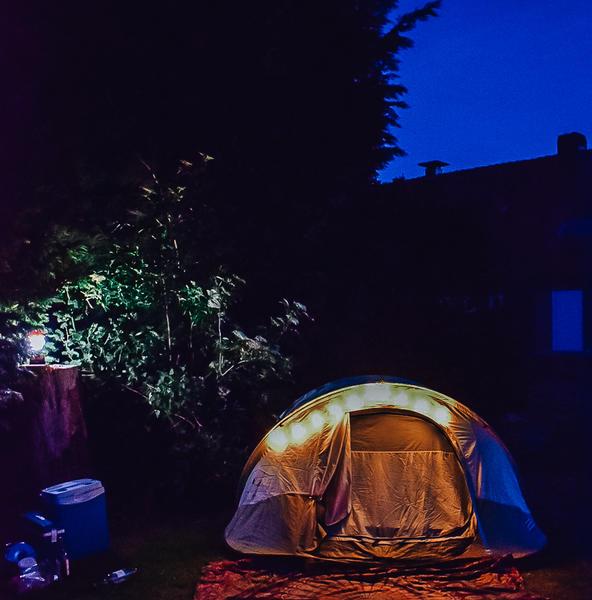 die Nacht in Ruhe verbringen #3