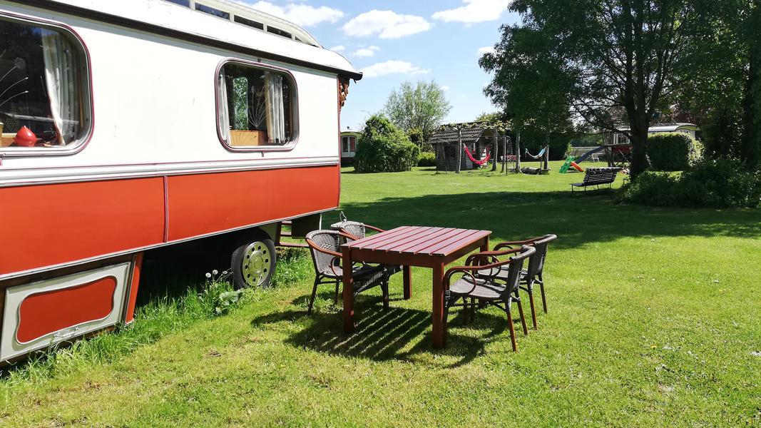 Caravan camping Bohemian Paradise #9