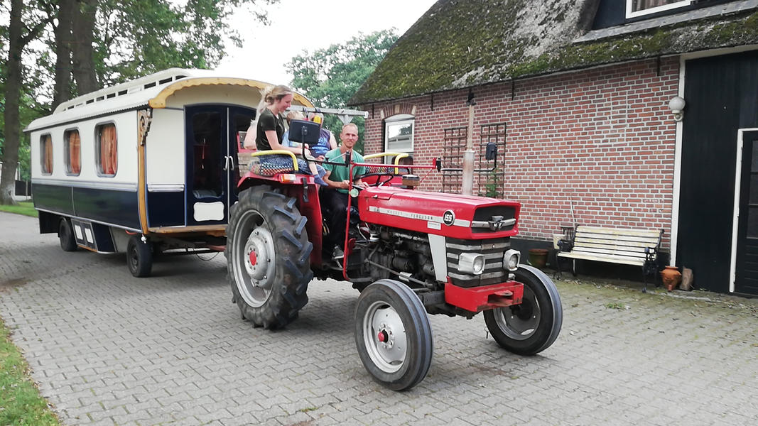 Woonwagencamping Boheems Paradijs #14