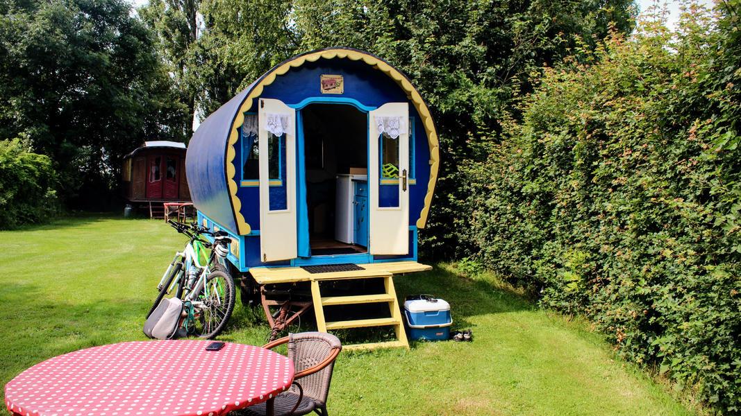 Caravan camping Bohemian Paradise #15