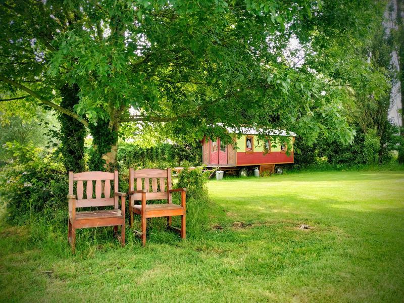 Woonwagencamping Boheems Paradijs #1