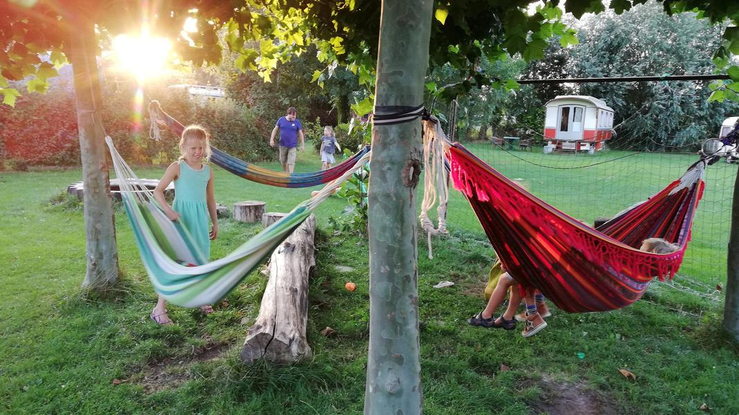 Woonwagencamping Boheems Paradijs #23