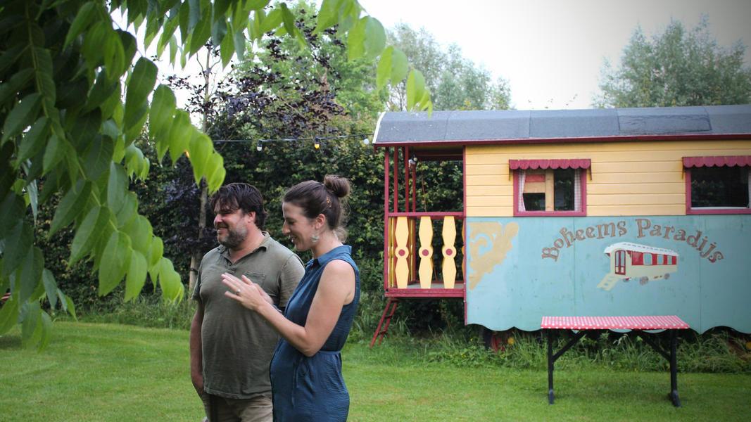 Woonwagencamping Boheems Paradijs #3