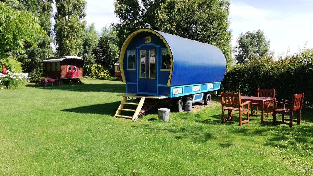 Caravan camping Bohemian Paradise #4