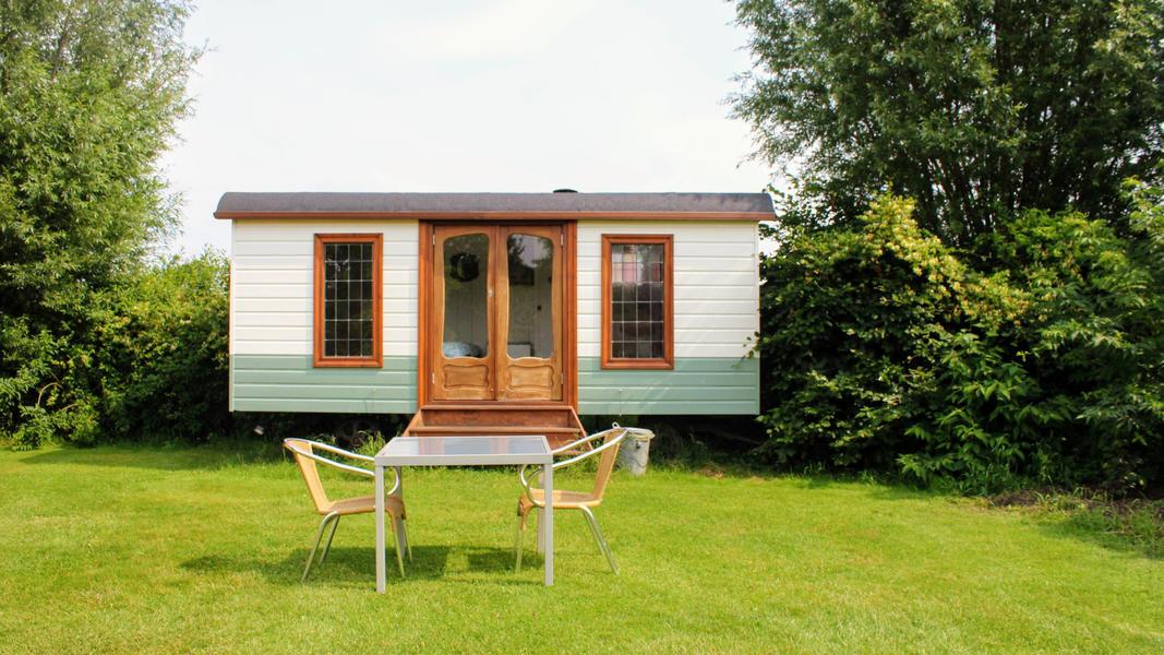 Caravan camping Bohemian Paradise #8