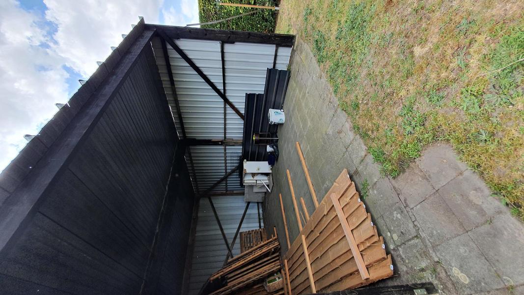Grote achtertuin in Bosland (Belgisch Limburg). #6