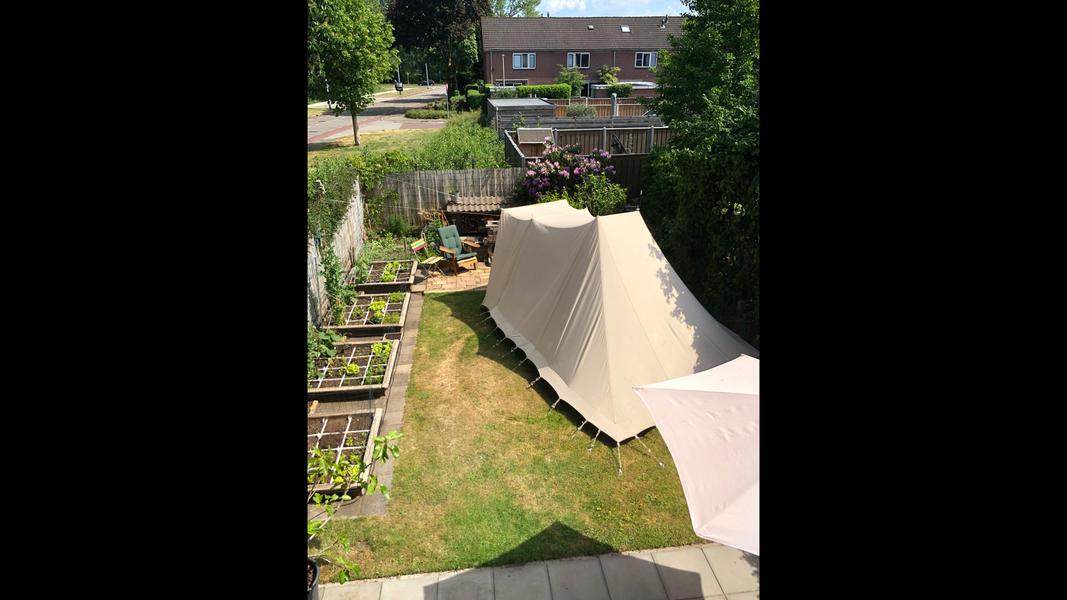 Knusse achtertuin op steenworp afstand van het natuurgebied en dichtbij Amsterdam #5