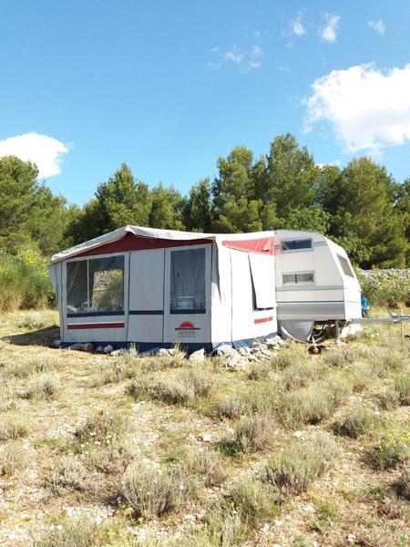 Divine Garden Croatia robinson camping near Vodice and Krka national park #1