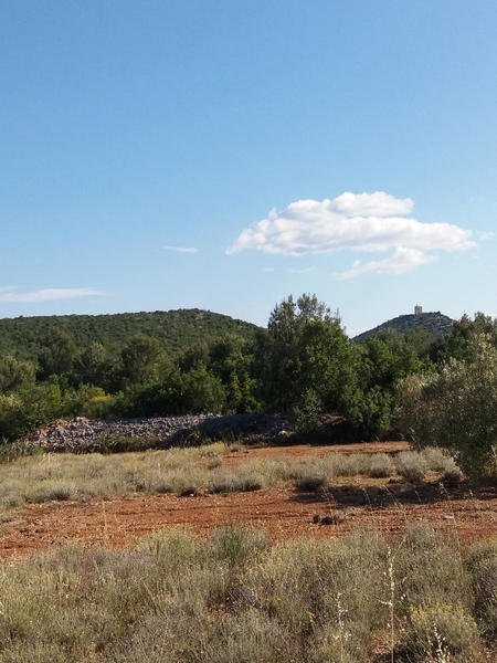 Divine Garden Croatia robinson camping near Vodice and Krka national park #7