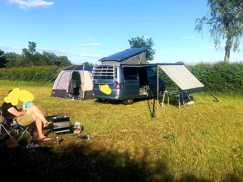 Camper pitch on the edge of the Veluwe #1