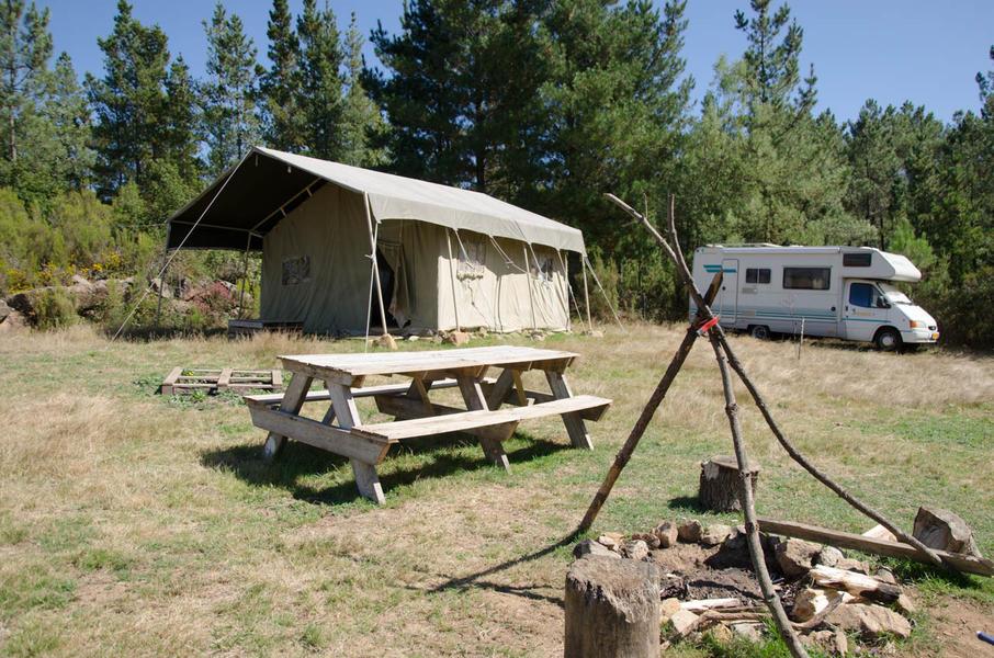 Camping on the Camino de Santiago #1