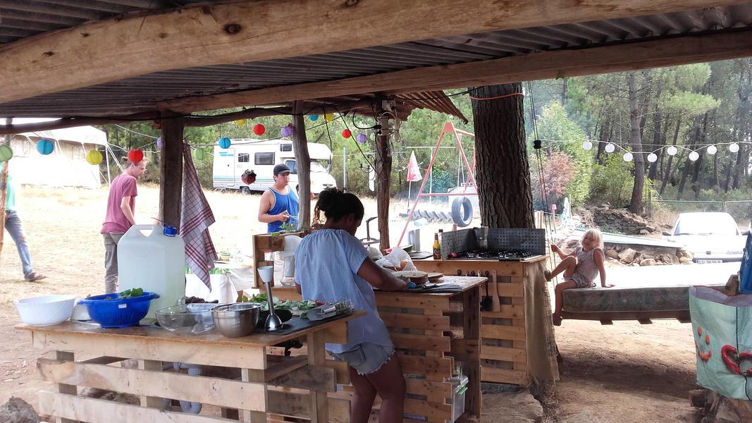 Camping on the Camino de Santiago #3