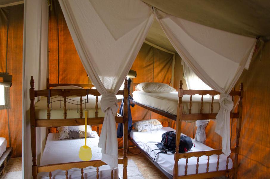 Camping on the Camino de Santiago #5