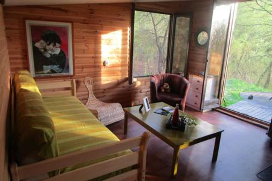 ❤Bed & Breakfast in a Cosi Cabin in the forest #25