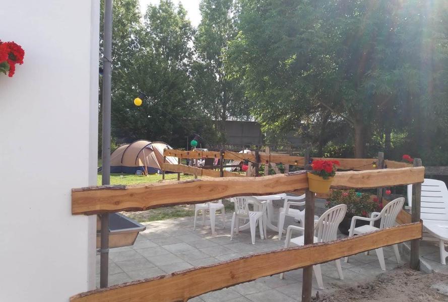 Camper plaats #26