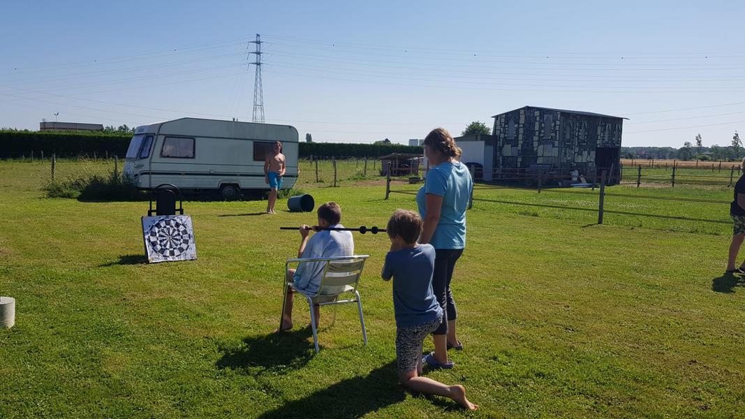 'Op de wei': kamperen met een tikkeltje comfort! #5
