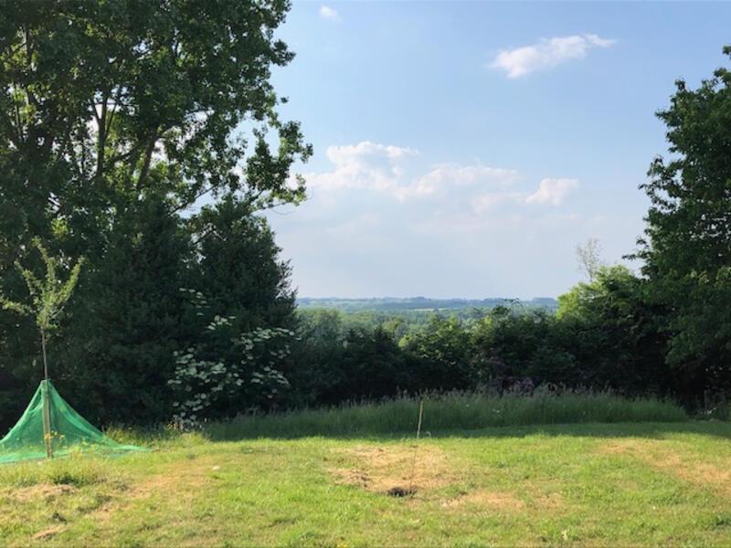 Kamperen in de tuin naast bungalow met een mooi uitzicht ! #2