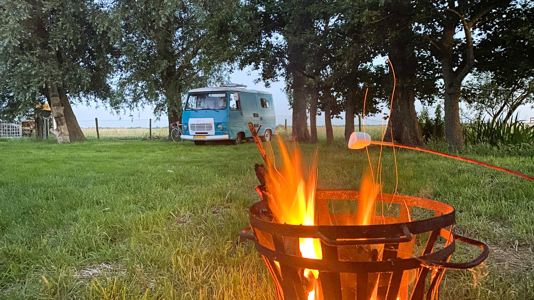 Jouw plek voor een nacht in de polder van 60 m2 #15