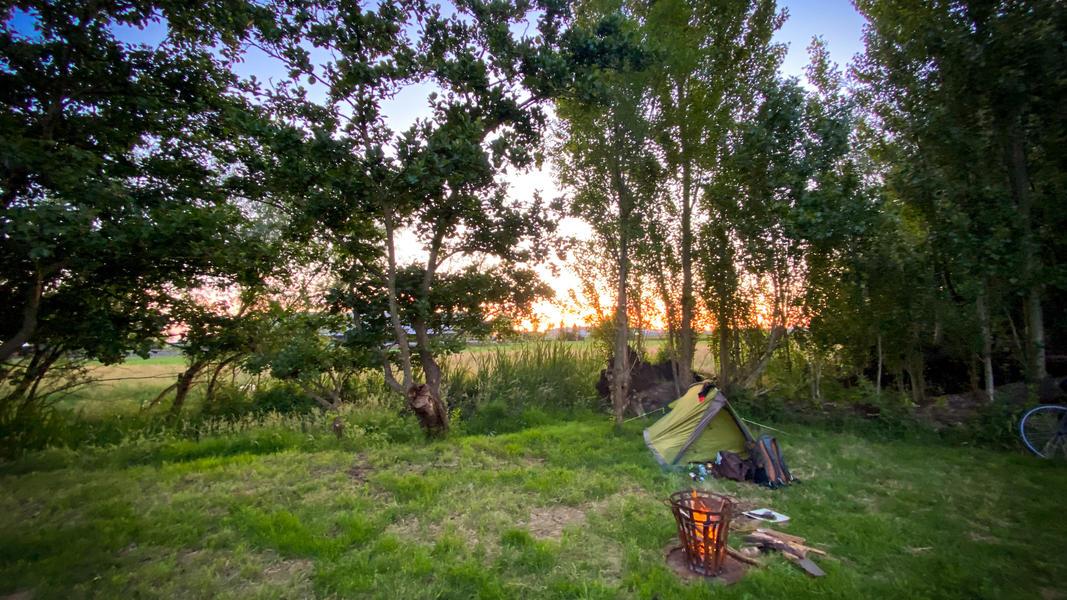 Jouw plek voor een nacht in de polder van 60 m2 #17